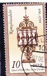 Sellos del Mundo : Europa : Alemania :  Pulpito Hourglass (around 1700)