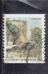 Stamps : Europe : Greece :  RUINAS