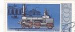Stamps : Europe : Russia :  MAQUINA DE VAPOR