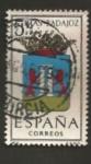 Sellos del Mundo : Europa : España : Edifil ES 1411 Escudos Provinciales BADAJOZ