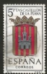 Stamps : Europe : Spain :  Edifil ES 1417 Escudos Provinciales Castellon de la Plana