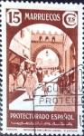 Sellos de Africa - Marruecos -  Marruecos protectorado español - 198 - Larache