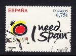 Sellos del Mundo : Europa : España : Spain (852)