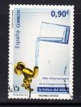 Sellos del Mundo : Europa : España : Agua (857)
