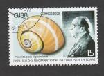 Sellos del Mundo : America : Cuba : 150 Aniv. del nacimiento de Carlos de la Torre
