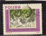 Stamps : Europe : Poland :   AVENTURA EN GLOBO