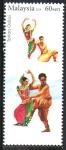 Stamps Malaysia -  BAILE   ODISSI