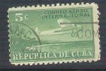 Sellos de America - Cuba -  aviones