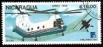 Sellos de America - Nicaragua -  Aviones - B- 360