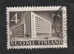 Sellos de Europa - Finlandia -  213 - Edificio Postal, de Helsinki