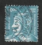 Stamps India -  2694 - Maharana Pratap, rey de Mewar