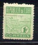 Sellos de America - Cuba -  trabajadores tabaco