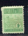 Sellos del Mundo : America : Cuba : trabajadores tabaco