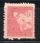 Sellos del Mundo : America : Cuba : tuberculosis