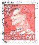 Sellos de Europa - Dinamarca -  serie básica