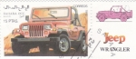 Stamps : Europe : Spain :  todo terreno JEEP