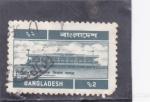 Stamps : Asia : Bangladesh :  AEREOPUERTO