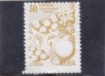 Stamps : America : Cuba :  CUBA EXPORTA CITRICOS