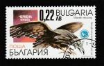 Sellos del Mundo : Europa : Bulgaria : Buitre egipcio