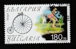 Sellos de Europa - Bulgaria -  Modelos de bicicletas