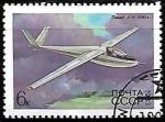 Sellos del Mundo : Europa : Rusia : Aviones - Glider A-15