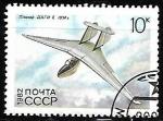 Sellos del Mundo : Europa : Rusia : Aviones - Glider