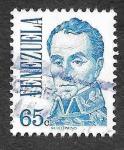 Sellos de America - Venezuela -  1144B - Simón Bolivar