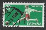 Sellos de Europa - España -  Edif 1308 - Deportes