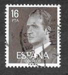 Sellos de Europa - España -  Edif 2558 - Juan Carlos I