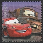 Stamps : America : United_States :  4408 - Coches