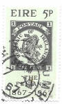Stamps : Europe : Ireland :  arpa
