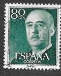 Sellos de Europa - España -  Edf 1152 - Francisco Franco Bahamonde