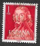 Sellos de Europa - España -  Edf 1328 - II Centenario del Nacimiento de Leandro Fernández de Moratín