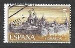 Stamps : Europe : Spain :  Edf 1386 - Real Monasterio  de San Lorenzo del Escorial
