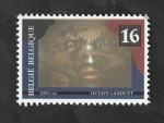 Stamps : Europe : Belgium :  2535 - Obra del pintor Octave Landuyt