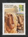 Stamps Russia -  7802 - Artesania nacional