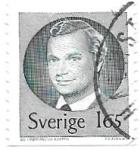 Sellos del Mundo : Europa : Suecia : serie básica
