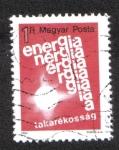 Stamps Hungary -  Conservación de La Energía