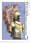 Sellos de Europa - Polonia -  armadura