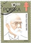 Sellos de Europa - Polonia -  aniversario