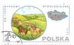 Sellos del Mundo : Europa : Polonia : etnología