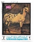 Sellos de Asia - Yemen -   caballo