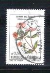 Sellos de America - Argentina -  chinita del campo