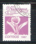 Sellos de America - Nicaragua -  laelia