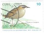 Sellos del Mundo : America : Cuba : pájaros