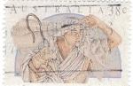 Stamps : Oceania : Australia :  pastor