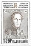 Stamps : Europe : Belgium :  aniversario