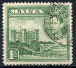 Stamps : Europe : Malta :  MALTA_SCOTT 193A $0.25