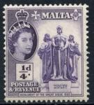 Stamps : Europe : Malta :  MALTA_SCOTT 246 $0.25