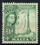 Stamps : Europe : Malta :  MALTA_SCOTT 249 $0.25